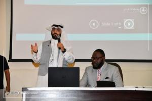 English Language Center Organizes Development Workshops for the Academic Staff