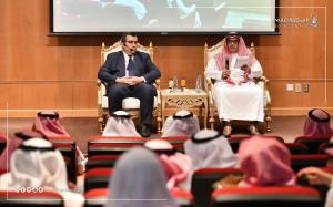 College of Business Administration at Umm Al-Qura Holds a Workshop on Writing Successful Research Plans
