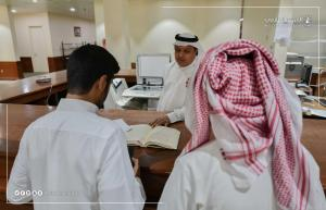 The King Abdullah Library: An Ideal Place for Quiet and Studious Students