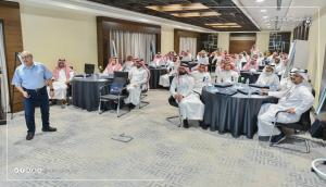 Launching the Second Edition of the 'Professional Practitioner' Program at Umm Al-Qura University