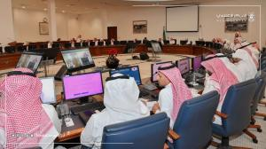 His Excellency the UQU President Chairs the Third Session of the University Council for the Academic Year (1440–1441 A.H.)