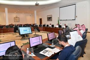 The UQU President Attends the Meeting of the Higher Council and the Advisory Board for Student Activities