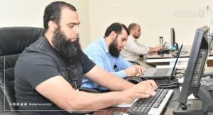 52 ألف مستخدم لنظام البلاك بورد بــ(أم القرى)