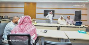52 Thousand Users of the Blackboard System at UQU