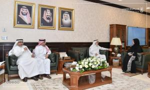 Common Initiatives between UQU and the Documentation Center for King Abdullah's Biography