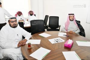 Administration of Institutional Communication Hold Workshops to Examine the Strategic Communication Directives of Umm Al-Qura University
