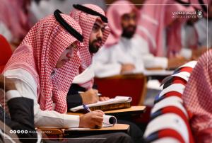 Sheikh Salih bin Humaid Delivers a Lecture on 'Building the Judicial Personality'