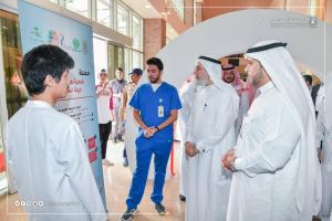 Umm Al-Qura University Launches a Campaign Entitled: 'A Few Drops of Your Blood Can Help a Life to Bloom'