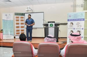 25 Trainees from Umm Al-Qura University on the Basic Skills License for Infection Control