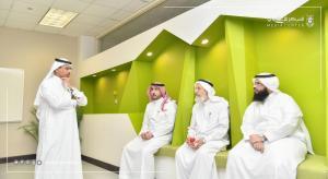 Launching Aali Center to Serve Postgraduate Students at Umm Al-Qura University