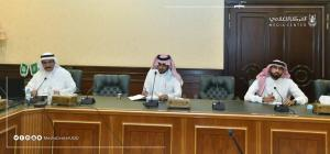 UQU President Receives the Report of the General Administration of Museums for the Year 1441 A.H.
