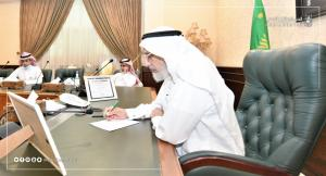 Umm Al-Qura University Launches the Skills Development Center After Receiving International Recognition in Information Technology and Cybersecurity