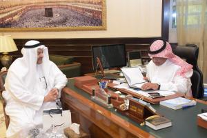 University's President Receives Achievement Report of the College of Nursing