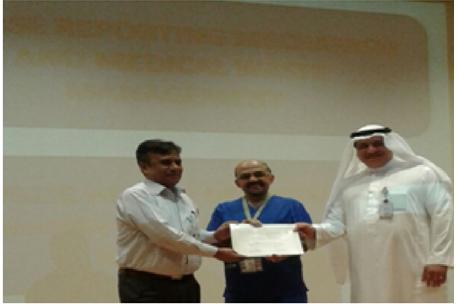 Faculté de la Santé participe à la formation des nouveaux employés à la Maternité de la Mecque