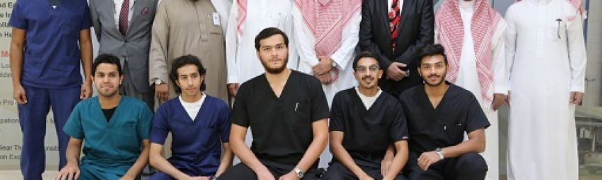 College of Public Health and Health Informatics Visits Maternity and Children Hospital in Makkah
