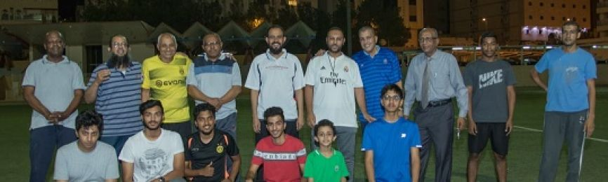 Public Health Student Club Organizes Social, Sports Day for Affiliates