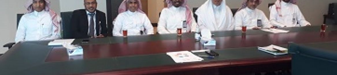 The College of Public Health and the General Authority of Meteorology and Environmental Protection Discuss Means of Mutual Cooperation