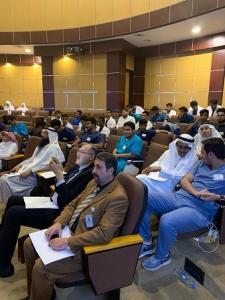 كلية الصحة العامة تشارك مستشفى حراء العام بالملتقى السادس لأمراض السكري والغدد الصماء