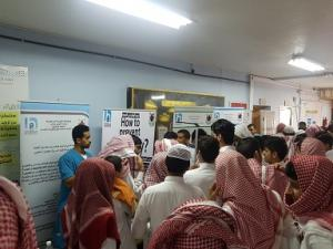 The College of Public Health Organizes an Awareness and Educational Campaign in Partnership with Hira General Hospital