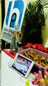 College of Public Health Participates in the World Antibiotic Awareness Week