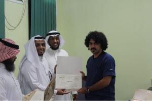 Health College Conducts a Course at Al-Imam Al-Baihaqi Secondary School in Makkah: An Introduction to Prevention and First Aid