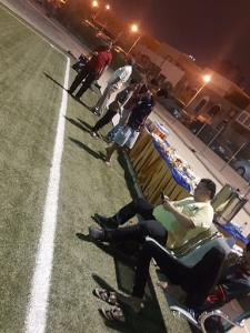 Public Health Students Club Holds Sports Day