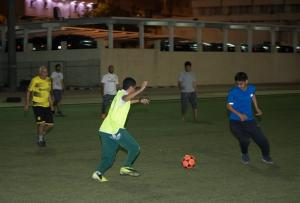 Public Health Student Club Organizes Social, Sports Day for Affiliates