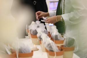 Pharmacy Student Club Holds a Campaign Entitled, 'Water Me to Bring You Benefit' at Makkah Mall