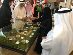 قسم العقاقير يشارك في فعاليات الملتقى العلمي 19 (تاريخ وحضارة مكة المكرمة)