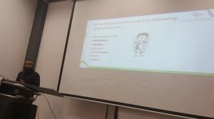College of Pharmacy Holds Lecture on How to Write Exam Questions (MCQs)