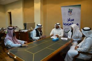 The College of Pharmacy Signs an Agreement with Al-Aziziyyah District Center to Offer Educative and Awareness Health Services