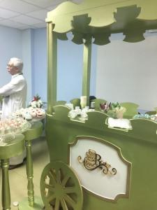 كلية الصيدلة تقيم فعالية (مو بس صيدلي) بمدينة الملك عبدالله الطبية