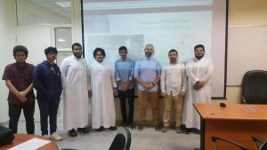 The Vice Deanship of the Joint First Year for Educational Affairs Organizes a Course Entitled: 'Google Sites'