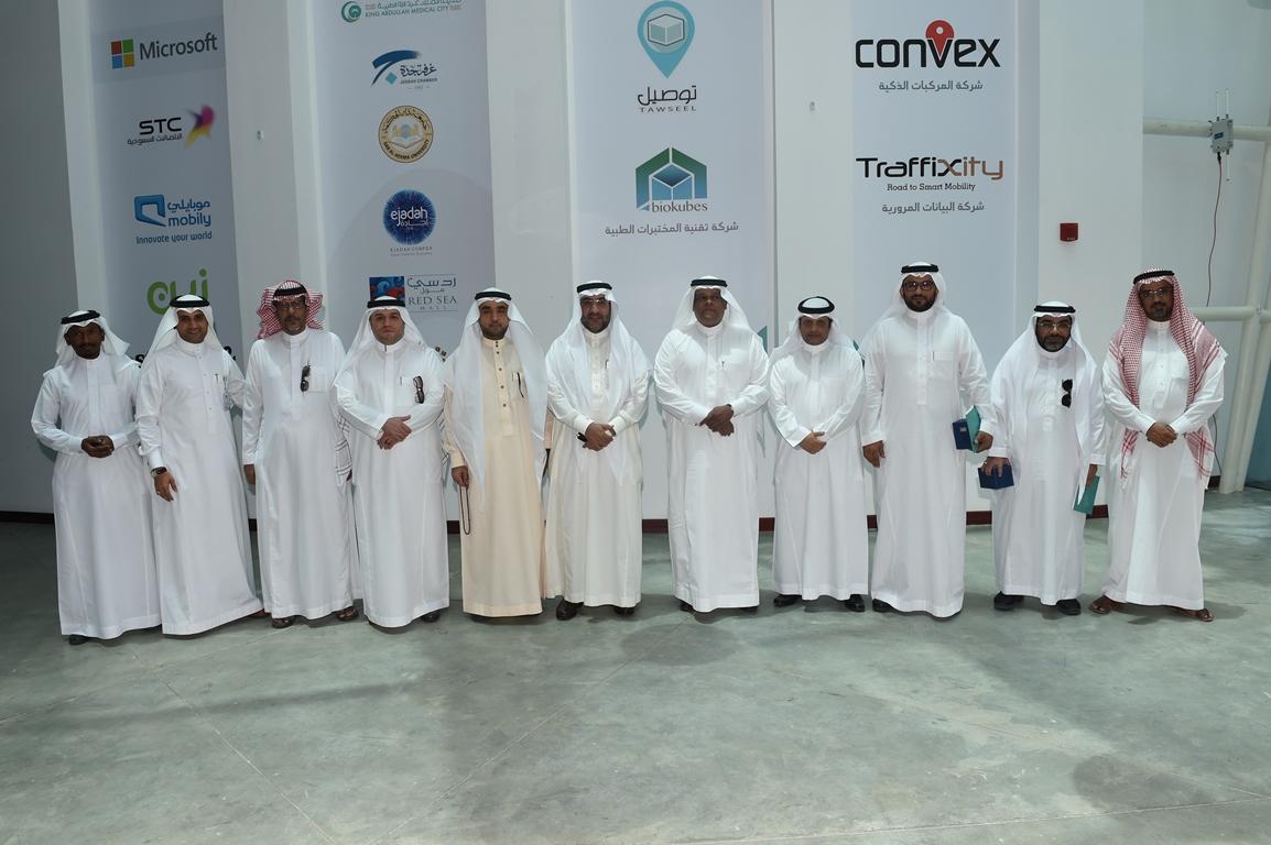 Wadi Makkah Presents its Significant Achievements and Future Aspirations before University Leadership