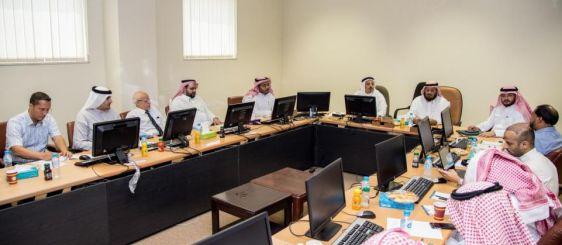 جامعة أم القرى والشركة السعودية للكهرباء تبحثانتفعيل التعاون البحثي بينهما