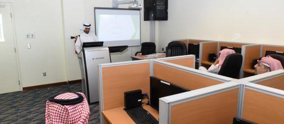 معهد الإدارة العامة يبدأ في تنفيذ برنامج الجامعات التدريبي بجامعة أم القرى