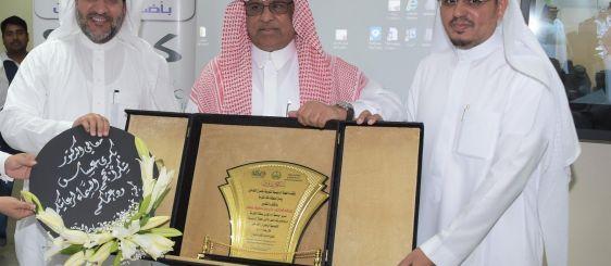 مدير الجامعة يكرِّم المشاركين بورشة عمل اللجنة الرئيسية للتوعية بإضرار التدخين بأمارة مكة