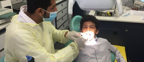 Makkah Prince & His Deputy Praise (Makkah Smile) Initiative Led by Dentistry College