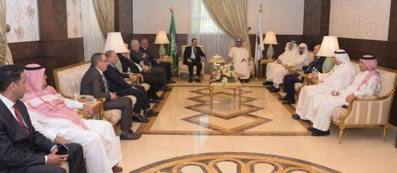 UQU President Receives Moroccan Deputy Minister of Education, Vocational Training and Higher Education