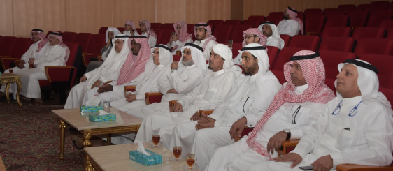Honoring  Dr. Al-Firaih: Deanship of Postgraduate Studies to End All Programs Not in line with the Kingdom Vision 2030