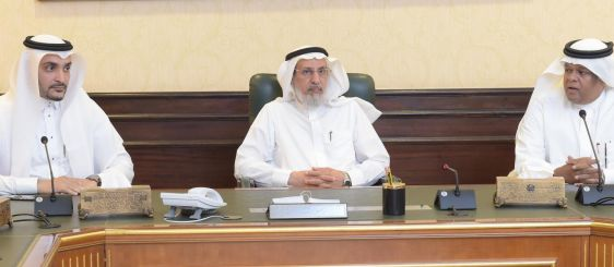 UQU President Launches E-Contracts for Community Service Faculty Members