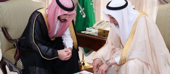نائب أمير منطقة مكة المكرمة يطَّلع على مشاريع جامعة أم القرى