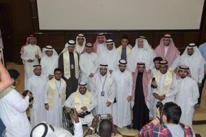 UQU President Grants Medals to Winner of Innovation and Entrepreneurship Club Awards