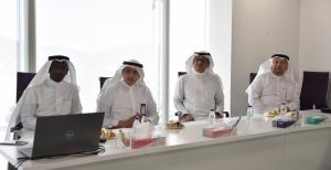 عضو صندوق الملز ومستثمر الشركات الناشئة بوادي السيليكون في زيارة وادي مكة