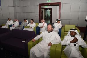 شركة وادي مكة للتقنية تعرض أهم إنجازاتها وتطلعاتها المستقبليةلقيادات الجامعة