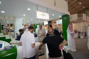 Wadi Makkah and its Startups Attract Attentions of the  IECHE Visitors in Riyadh