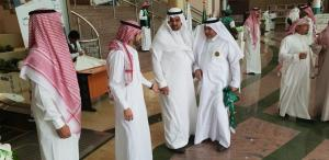 العلاقات العامة تعزز دورها الفاعل بمشاركتها في احتفال الجامعة بالذكرى الرابعة للبيعة