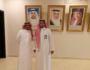 Public Relations and Media Department Welcomes the Orphan Care Delegation