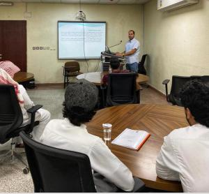 The Department of Education and Psychology Holds a Lecture on the 'Teacher's Educational Technology Proficiency'