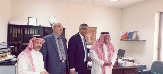 Congratulations to Dr. Faisal Ahmad Al-Meteib on Obtaining a PhD in Arts
